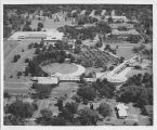 [Aerial of Florida Southern College's campus: variation 6]