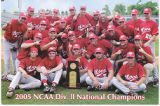 2005 NCAA Div. II national champions